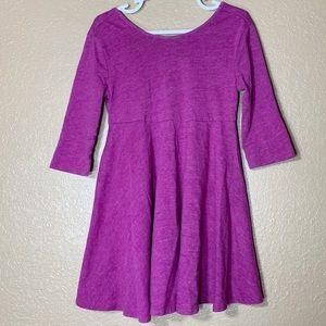 Old Navy toddler girl purple dress